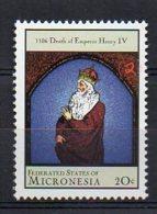 MICRONESIA. MILLENNIUM. 1000-2000 12TH CENTURY 1100-1150. MNH (2R4610) - Timbres