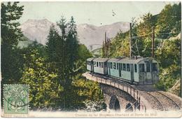 Chemin De Fer Montreux Oberland - VD - VD Vaud