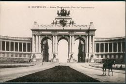 BRUXELLES :   Arcade Monumentale (Parc Du Cinquantenaire) - Monuments, édifices