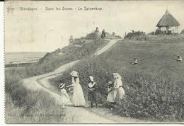 Wenduyne Dans Les Dunes Le Spioenkop  (136) - Wenduine
