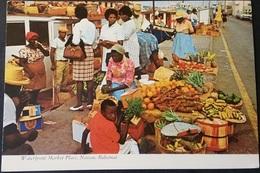 Ak Bahamas - Nassau - Markt - Bahamas