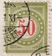 SUISSE Taxe:  Le ZNr 20Gb IIK - Portomarken
