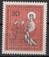 Germania 1966 Sc. 961 Pesca Miracolosa - The Miraculous Draught Nuovo MNH Germany - Cristianesimo