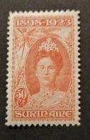 Suriname - Nr. 107B (postfris) - Suriname ... - 1975