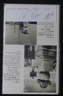 JAPON - Lot De 6 Cartes Postale Sur Le Bombardement De Hiroshima De 1945 - L 23659 - Hiroshima