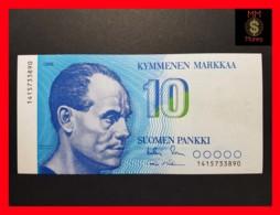FINLAND 10 Markkaa  1986 P. 113  UNC - Finlande