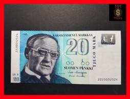 FINLAND 20 Markkaa  1993 P. 123  Litt. A  UNC - Finlandia