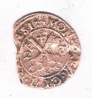 1/2 SCHILLING 1623 (gustav Adolf II) RIGA  LETLAND -RARE-/1568/ - Lettonie