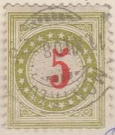 SUISSE Taxe:  Le ZNr 24A  IIN - Portomarken