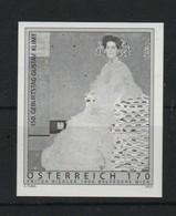 """Österreich 2012: Schwarzdruck """"Gustav Klimt"""" Postfrisch - 1945-.... 2ème République"""