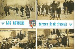 39 Les Rousses Berceau Du Ski Français Multivues - Autres Communes