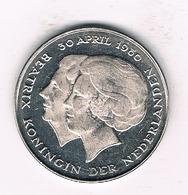 1 GULDEN 1980  NEDERLAND/ 1573/ - [ 3] 1815-… : Royaume Des Pays-Bas