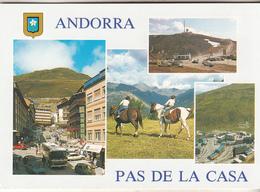 ANDORRA - PAS DE LA CASA - Andorre