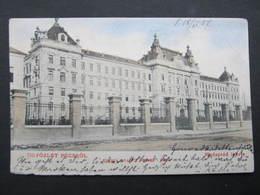 AK PECS 1907 ////  D*36852 - Ungarn