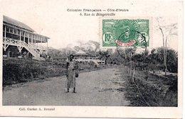 COTE D'IVOIRE BINGERVILLE RUE TIMBRE AFRIQUE OCCIDENTALE - Côte-d'Ivoire