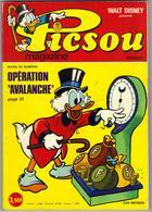 PICSOU-MAGAZINE N° 49 - Picsou Magazine