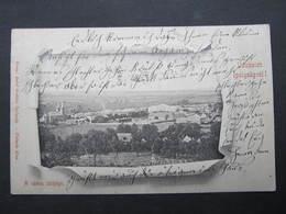 AK IPOLYSAG Sahy Collage Ca.1900 ////  D*36855 - Slowakei