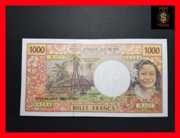 FRENCH PACIFIC TERRITORIES  1.000 1000 Francs 2000  P. 2  Sig. 7  AU - French Pacific Territories (1992-...)