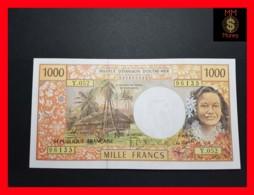 FRENCH PACIFIC TERRITORIES  1.000 Francs 2013  P. 2  Sig. 14  UNC - Territoires Français Du Pacifique (1992-...)