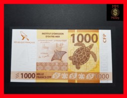 FRENCH PACIFIC TERRITORIES  1.000 Francs 2014 P. 6  UNC - Territoires Français Du Pacifique (1992-...)