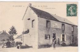 Nièvre - Planchez - Hôtel De La Poste - France