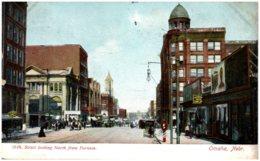 NE Street Looking North From FARNUM - Etats-Unis