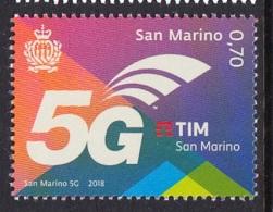 6.- SAN MARINO 2018 San Marino 5G - San Marino