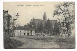 Saint PHAL Mairie Eglise AUBE Près Bouilly Ervy Le Chatel Chaource Bar Sur Seine Vendeuvre Barse Troyes En Champagne - Autres Communes