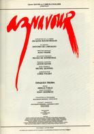 Livret-Recueil Charles AZNAVOUR (sa Vie,ses Photos De Famille,Photos De Scène, Photos D' Ami(e)s + Belles PUBS TBE - Autres Collections