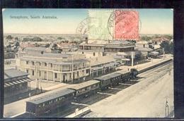 Australia Australie - Semaphore - Train Station Trein Station - 1911 - Non Classés