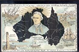 Australia Australie - Captain COok - Discoverd - Botany Bay - Careened Hurnell Botany Bay - 1906 - Non Classés