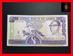 GAMBIA 50 Dalasis 1989  P. 15  UNC - Gambia