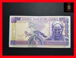GAMBIA 50 Dalasis 1996  P. 19  UNC - Gambia