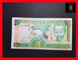 GAMBIA 10 Dalasis   2003 P. 21 B  UNC - Gambia