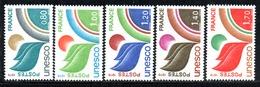 N° 50/52, 56/57 - 1976, 8 - Neufs