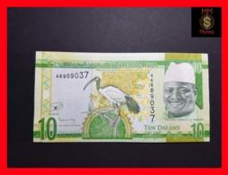 GAMBIA 10 Dalasis 2015  P. 32  UNC - Gambia