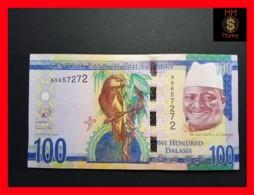 GAMBIA 100 Dalasi 2015  P. 35  UNC - Gambia