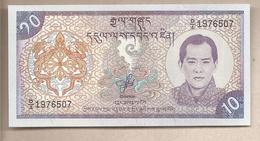 Bhutan - Banconota Non Circolata Da 10 Ngultrum P-22 - 2000 - Bhutan