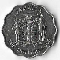 Jamaica 2005 10 Dollars [C560/2D] - Jamaique