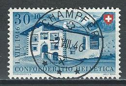 SBK B33, Mi 474 Stempel Champfer - Used Stamps