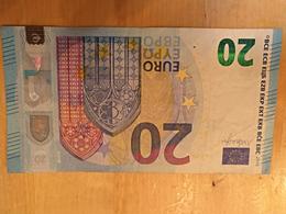 20 Euro N005 D1 Österreich Austria Autriche Extremly Rare - EURO