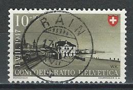 SBK B35, Mi 481 Stempel Rain - Used Stamps