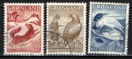 GROENLANDIA - 1966 - LEGGENDE GROENLANDESI - USATI - Groenlandia
