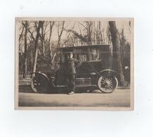 AUTOMOBILE. PHOTO. ROCHET SCHNEIDER TYPE 9300 De 1910. - Automobili