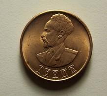 Ethiopia 1 Cent???? - Ethiopie