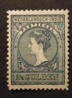 Ned.Indië - Nr. 59C Postfris Met Plakker - Indes Néerlandaises