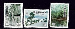 Rep Of China 2183-85 MNH 1980 Set - China