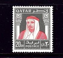 Qatar 148 MH 1968 Issue - Qatar