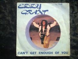 Eddy Grant: Can't Get Enough Of You/ 45t Disc AZ 1809 - Vinyl Records