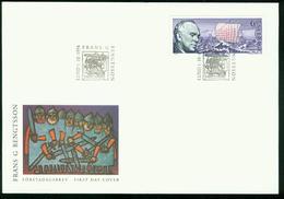 FD Schweden FDC 1994 | MiNr 1851 | 100. Geburtstag Von Frans G. Bengtsson, Schriftsteller - FDC